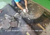 성남시 분당구 내정초등학교 옥상방수공사